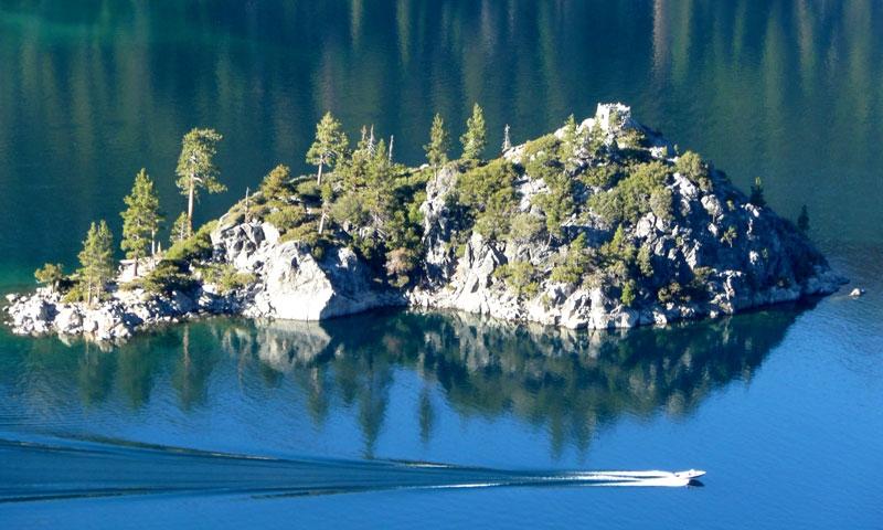 Tahoe California Lakes Rivers  Waterfalls  AllTrips