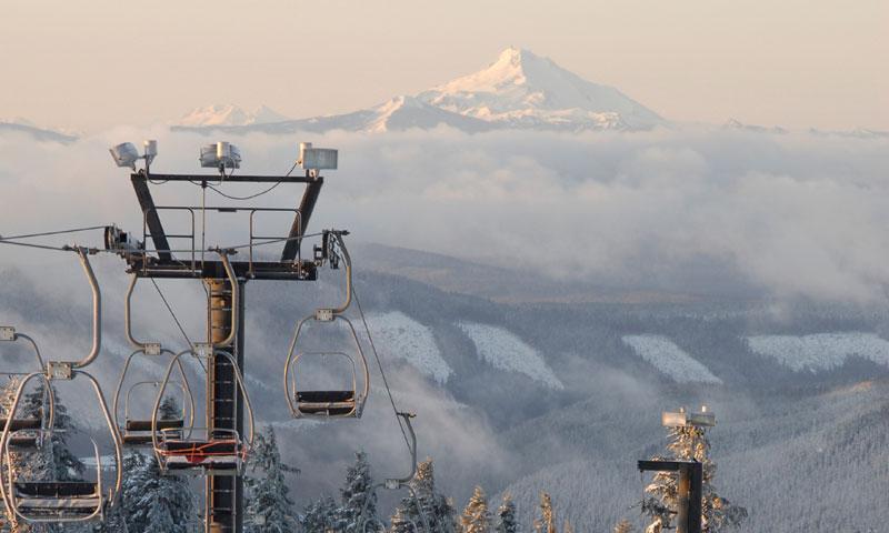 Mount Hood Oregon Ski Resorts Skiing Areas  AllTrips