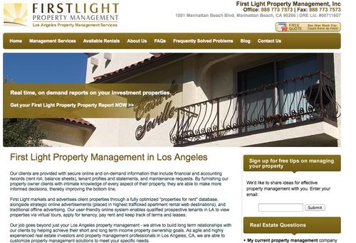 Top Five Property Management Websites APM