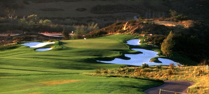 Shady Canyon Golf Club - All Square