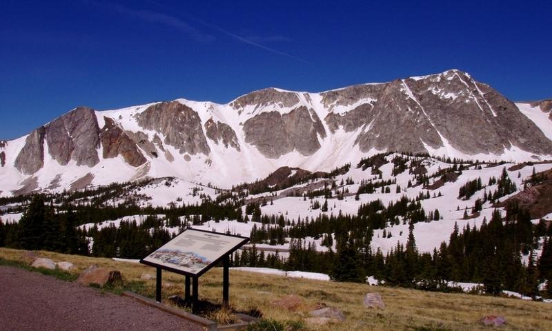 Steamboat Springs Colorado Mountains Mountain Ranges