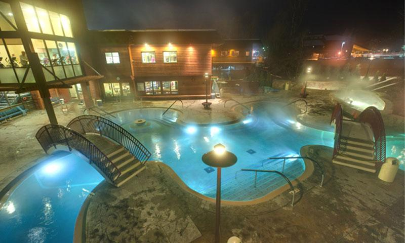 Strawberry Hot Springs Steamboat Colorado  AllTrips