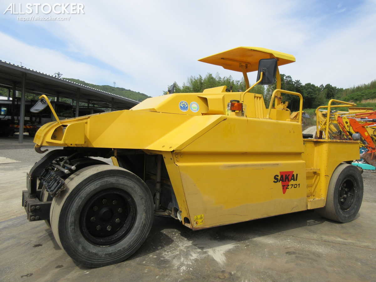 hight resolution of sakai tz701 rollers used construction equipment vehicles and farm machinery for sale allstocker