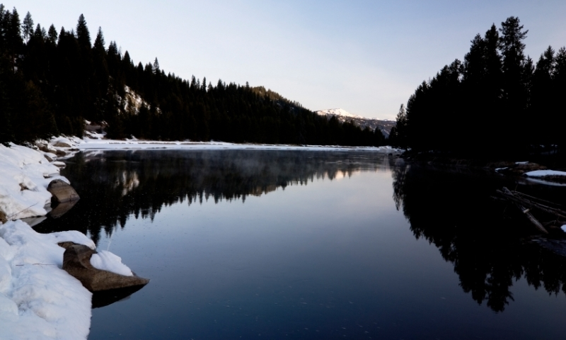 Sun Valley Idaho Lakes Rivers  Waterfalls  AllTrips