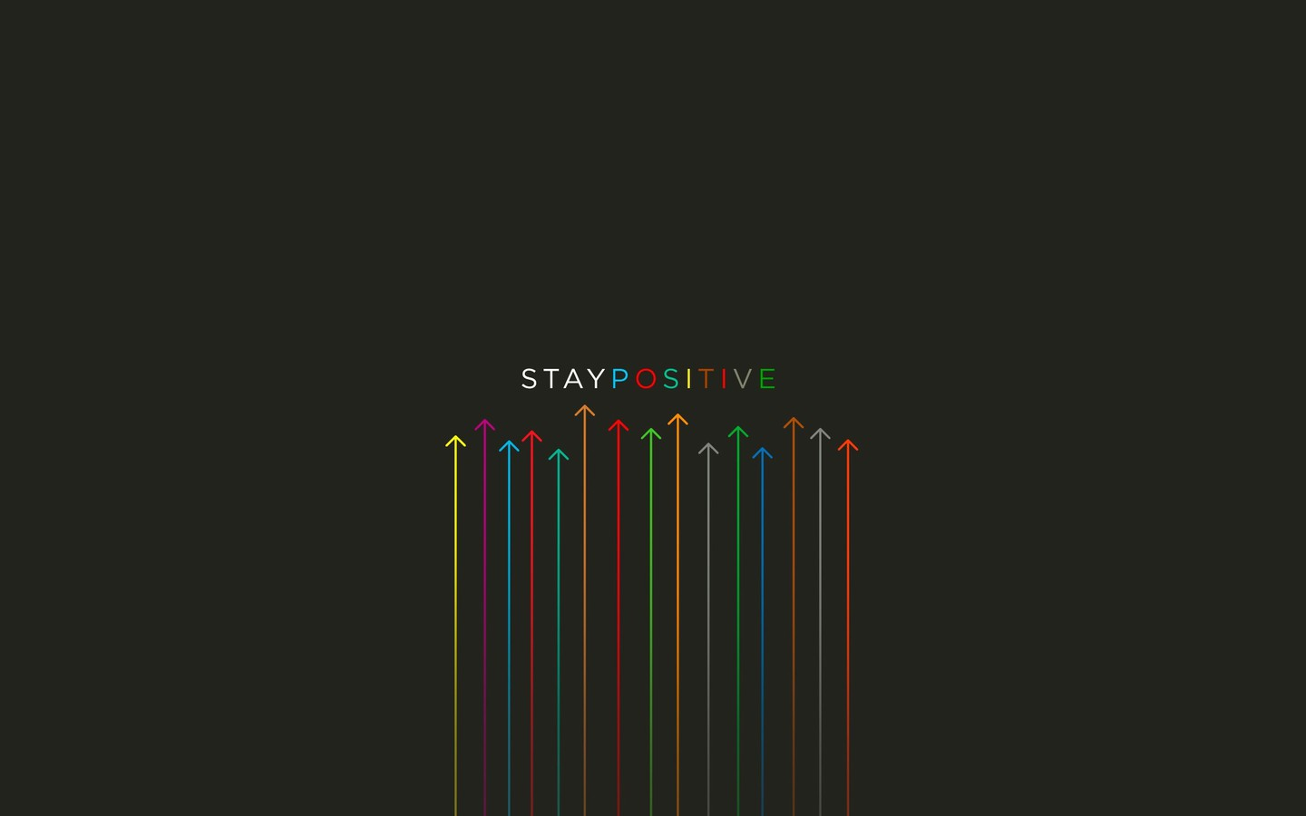 Inspiring Quotes Iphone 5 Wallpaper Inspirational Minimalistic Multicolor Posters Wallpaper
