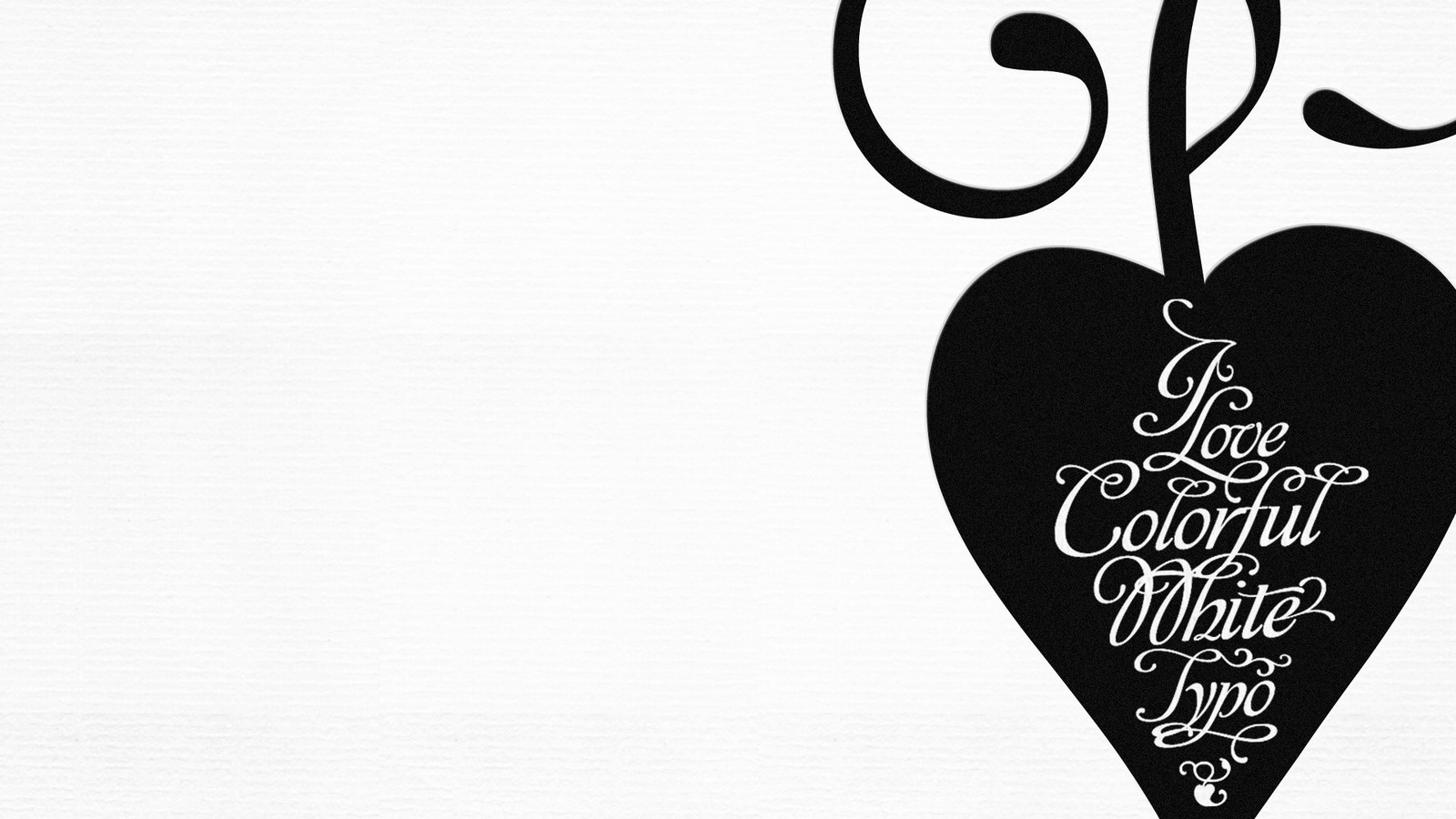 Chrome Hearts Iphone Wallpaper Black And White Typography Hearts Wallpaper Allwallpaper