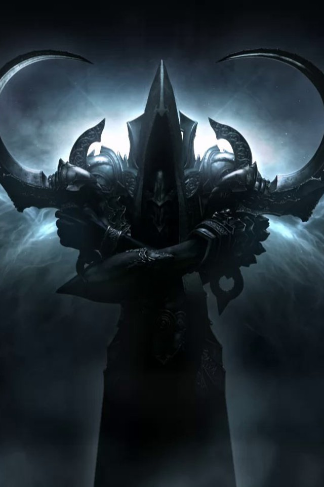 Dark Souls 3 Iphone Wallpaper Diablo Iii Malthael Reaper Of Souls Wallpaper