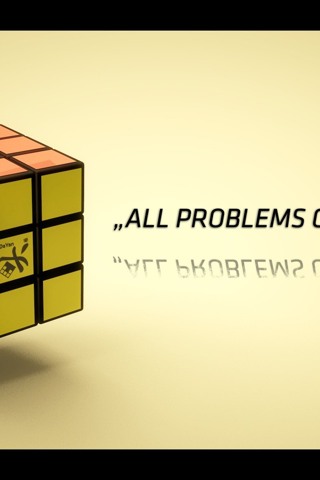 Iphone 6 Wallpaper Love Quotes Quotes Rubiks Cube Wallpaper Allwallpaper In 11105 Pc