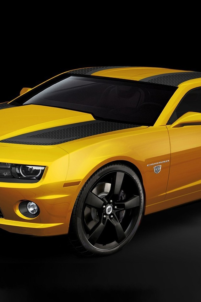 Hd Car Wallpapers For Pc Full Screen Bumblebee Chevrolet Camaro Ss Cars Wallpaper