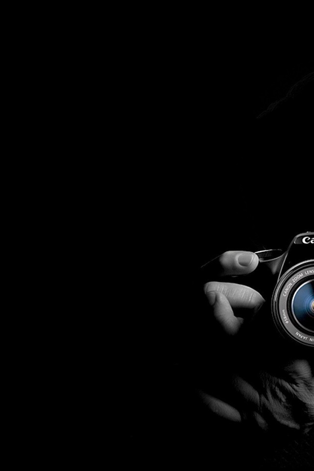 Iphone X Oled Wallpaper Canon Jackie Chan Cameras Selective Coloring Wallpaper