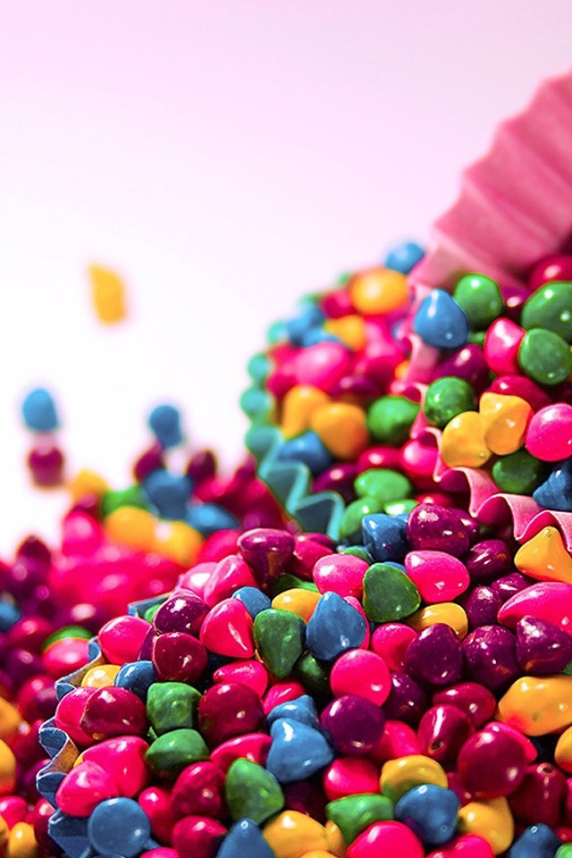 3d Moving Wallpaper For Iphone 6 Colorful Candy Wallpaper Allwallpaper In 5739 Pc En