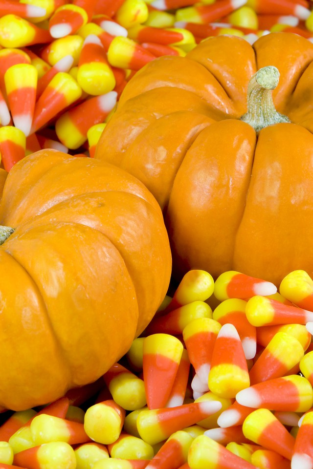 Microsoft Fall Wallpaper Candy Corn Pumpkins Wallpaper Allwallpaper In 7337 Pc