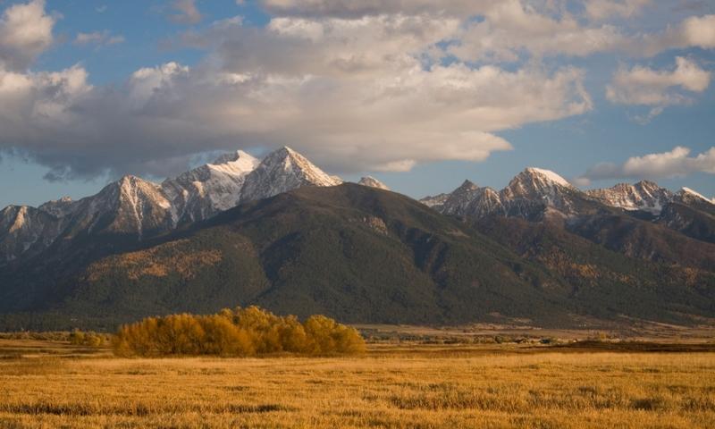 Whitefish Montana Mountains Mountain Ranges  AllTrips