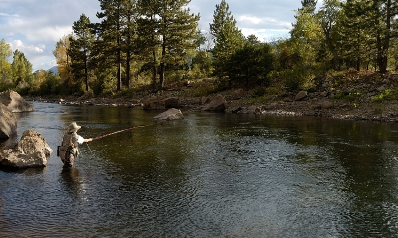 Fraser River Colorado Fly Fishing Camping Boating  AllTrips