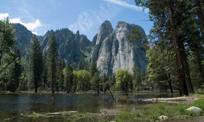 Cathedral Rocks Yosemite National Park  AllTrips