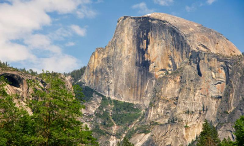 Half Dome Yosemite National Park  AllTrips