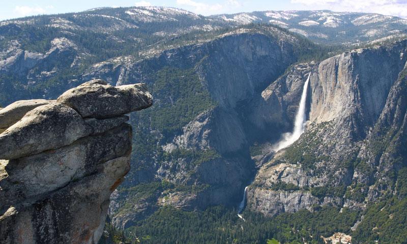 Yosemite Falls Wyoming  AllTrips