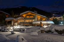 Pics of Luxury Ski Chalets Switzerland