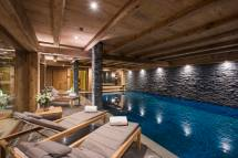 Mon Chalet Swimming Pool