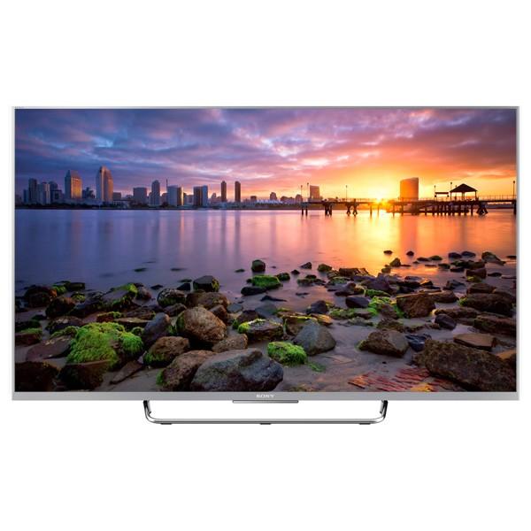 Imagini pentru Televizor Smart Android LED Sony Bravia, 108 cm, 43W756C, Full HD