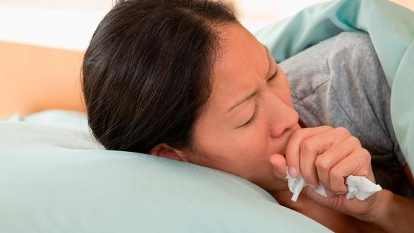 علاج الكحة الناشفة وقت النوم الطبي
