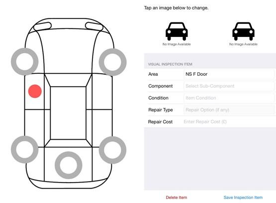 Dealerweb launches iPad part-exchange appraisal app