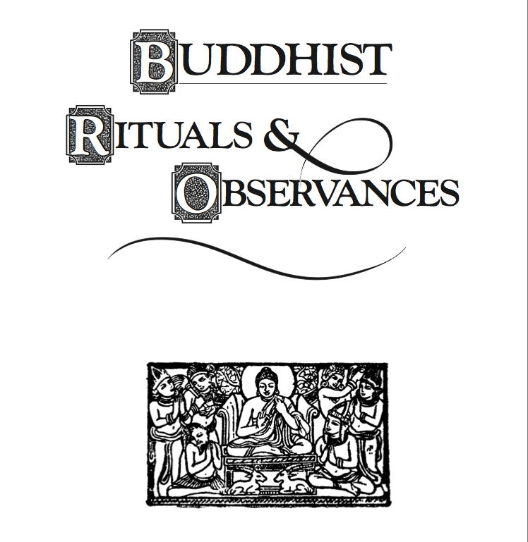 Rituals and Observances » Amaravati Buddhist Monastery