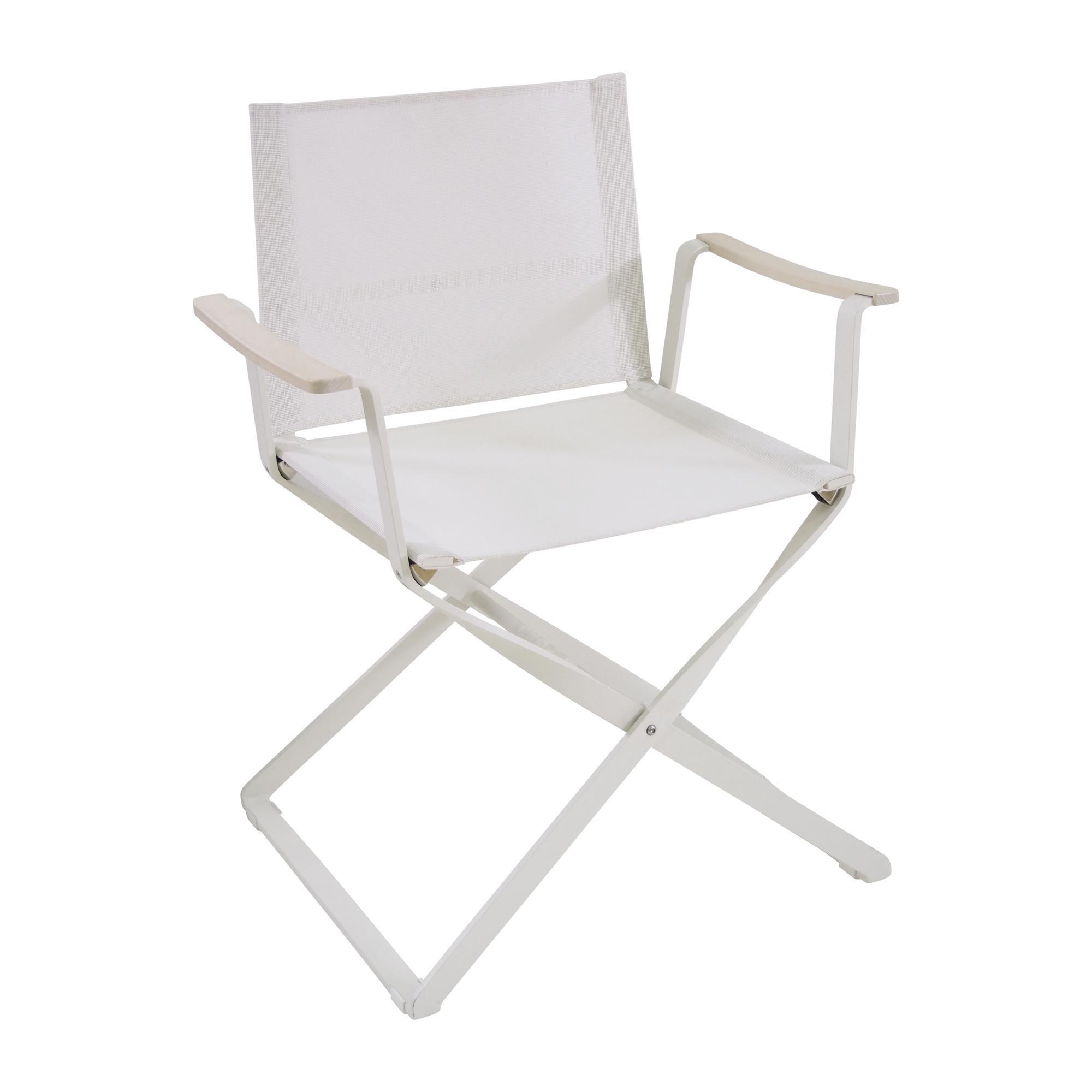 directors chair white cheap lawn chairs emu ciak director s ambientedirect rough seating tex