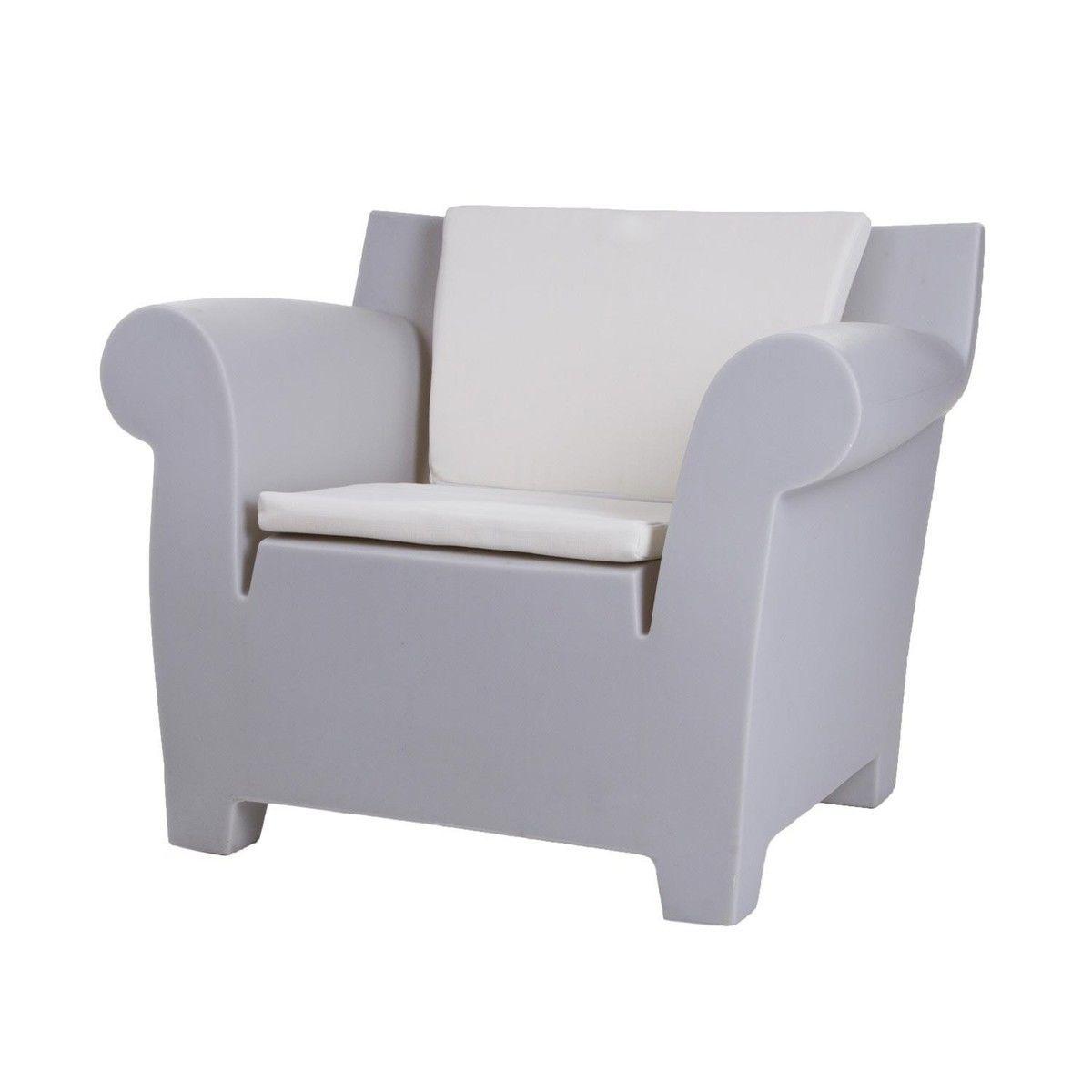 bubble club chair replica roman leg raises armchair kartell ambientedirect