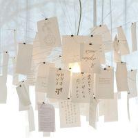 Zettel'z 5 Suspension Lamp | Ingo Maurer | AmbienteDirect.com