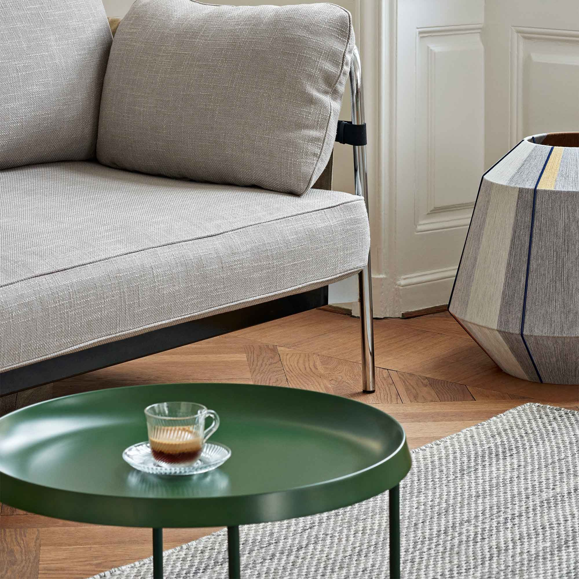 Couchtisch Hay Hay Tulou Coffee Table Ø 55cm | Ambientedirect