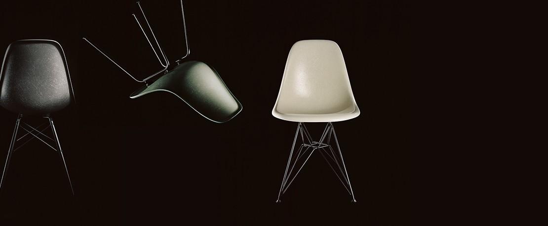 steel chair accessories gym total body workout manual buy vitra furniture lighting online ambientedirect fiberglasschair presenter