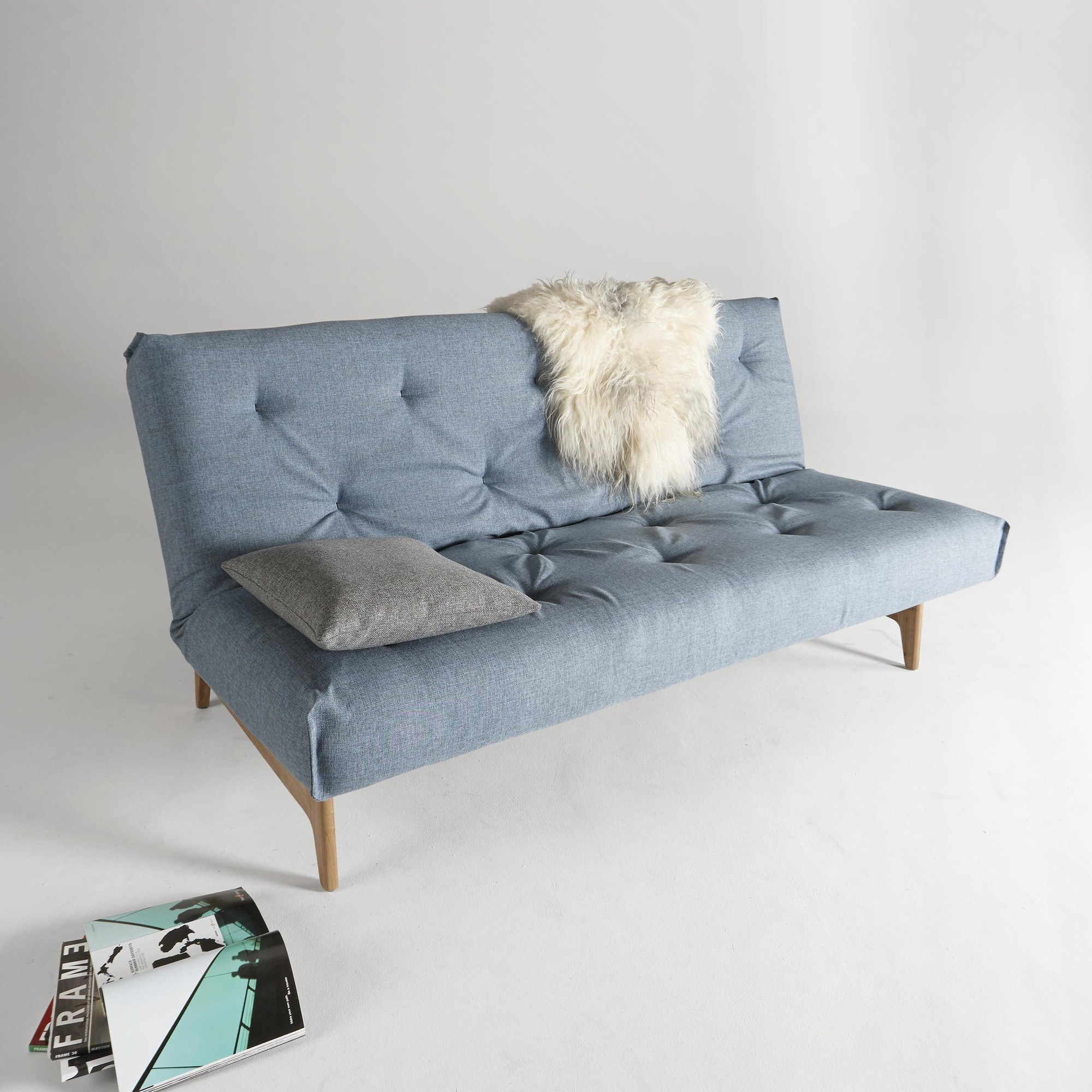 Schlafsofa 140 Innovation Aslak 140 Schlafsofa 200x81cm | Ambientedirect