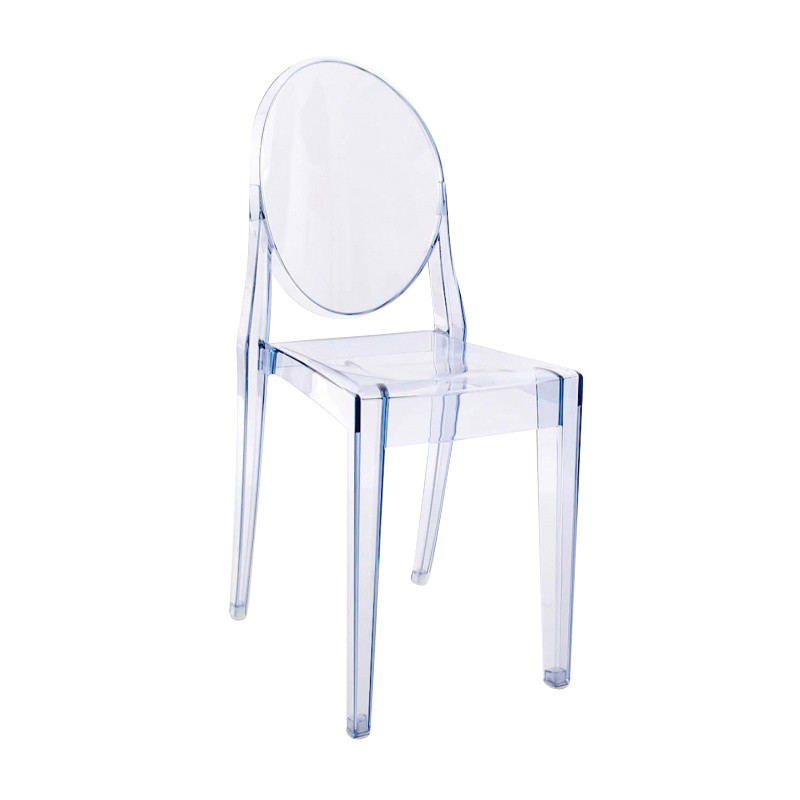 victoria ghost chair beach chairs at lowes kartell ambientedirect