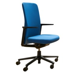 Vitra Office Chair Price Mid Century Upholstery Pacific Medium High Backrest Ambientedirect