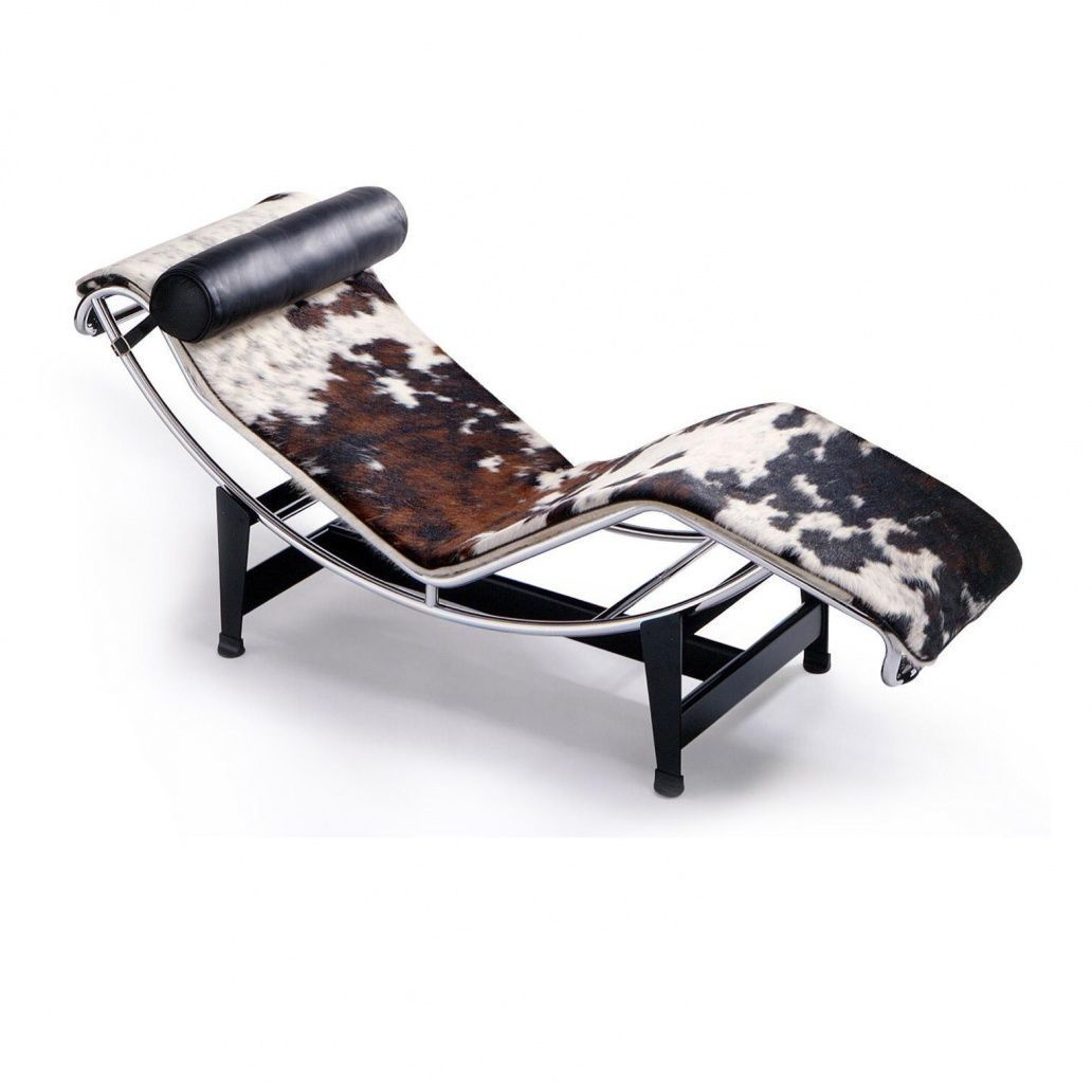 Le Corbusier Lc4  Chaiselongue Style Lounge Cassina