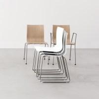 Lapalma Thin S16 Stuhl stapelbar   AmbienteDirect