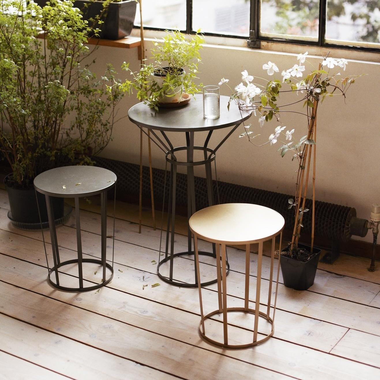 hollo stool side table o35cm