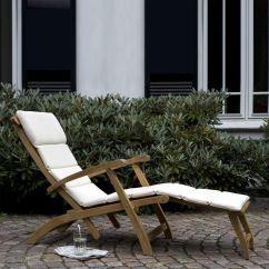 2 X 4 Deck Chair Game Amazon Steamer Skagerak Ambientedirect