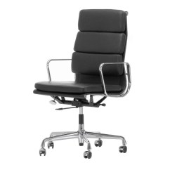 Vitra Office Chair Price Antique Barber Restoration Ea 219 Soft Pad Eames Alu Ambientedirect Leather