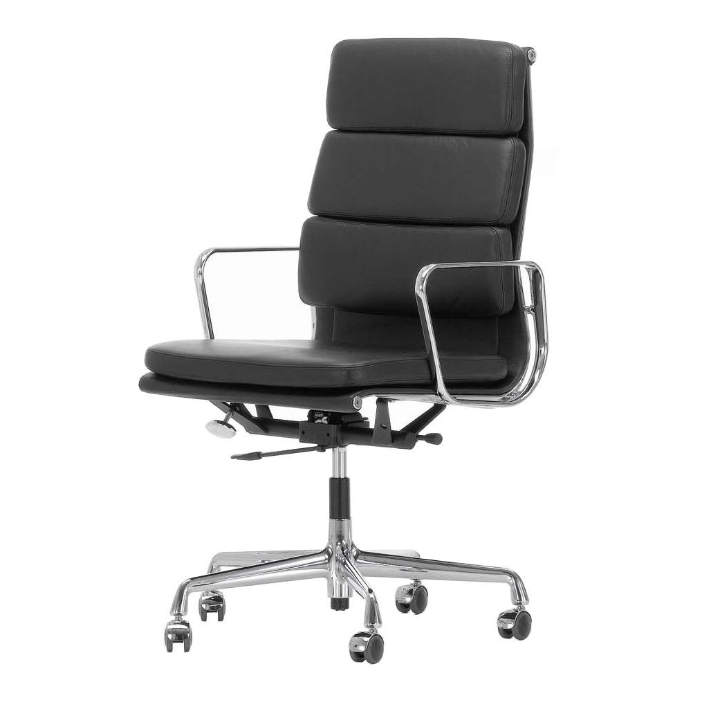 Vitra Office Chair Ea 219 Soft Pad Eames Alu Chair Office Chair