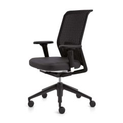 Chair Design Basics Comfortable High Vitra Id Mesh Office Ambientedirect
