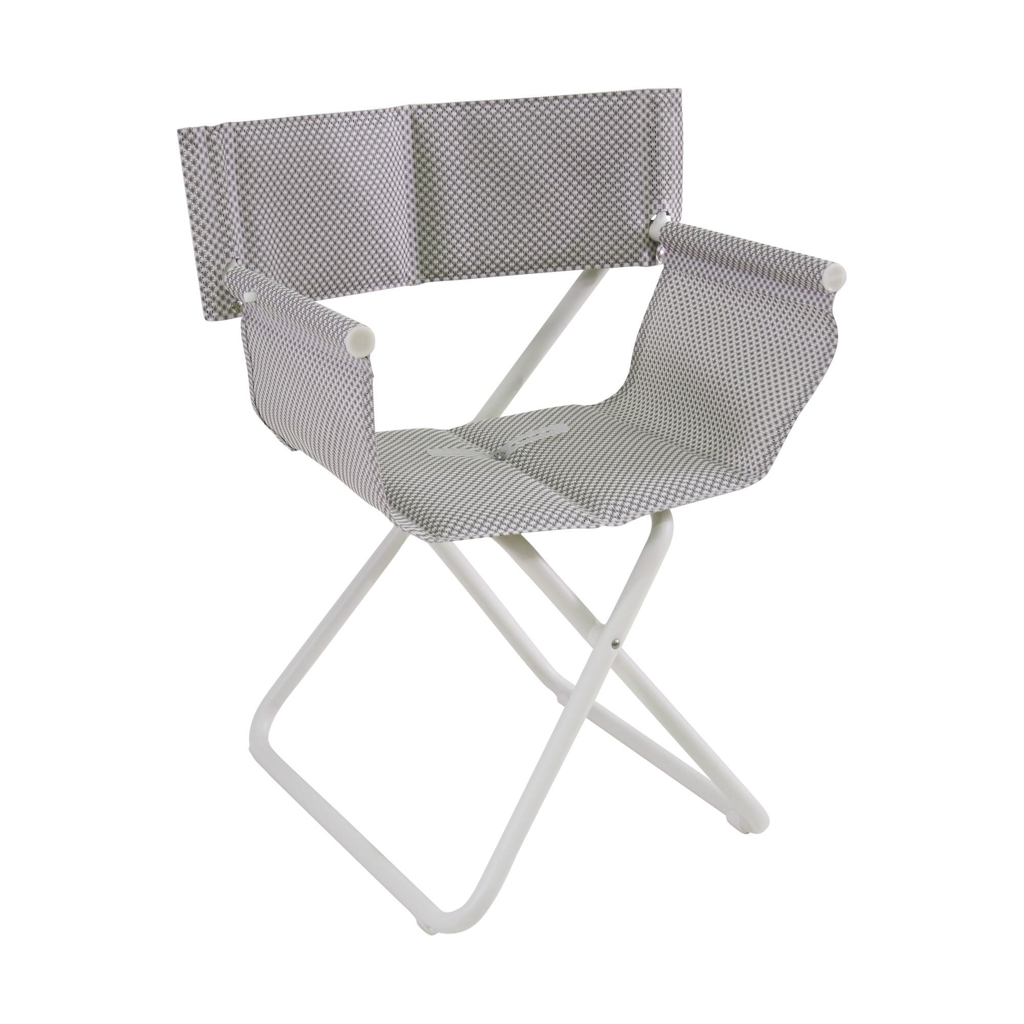 directors chair white ikea poang covers australia emu snooze outdoor director s ambientedirect ice grey seating
