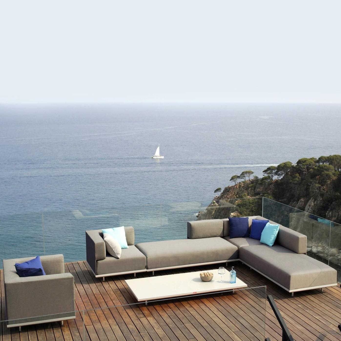 Royal Botania Lazy Lounge Module Outdoor  AmbienteDirect