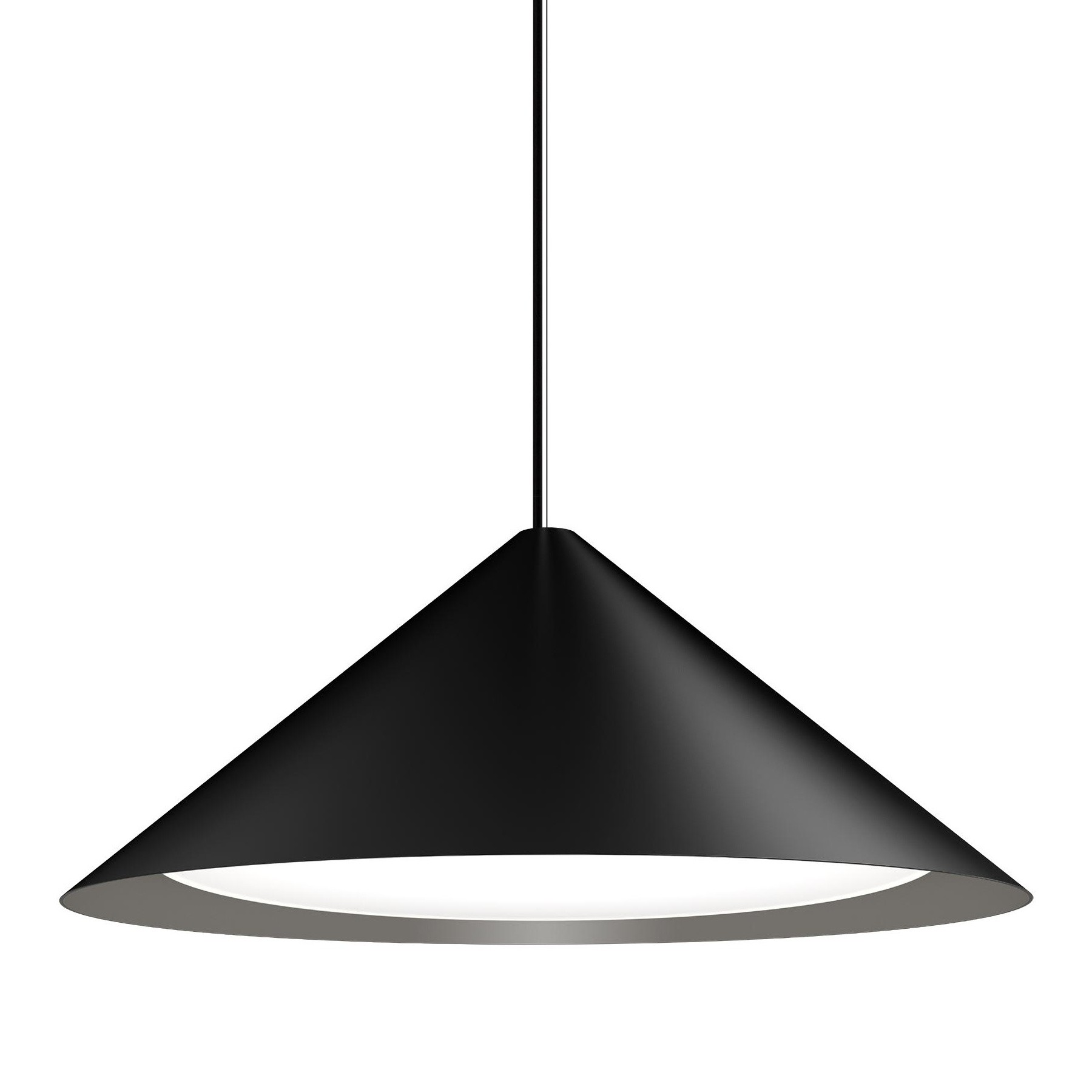 keglen led suspension lamp o 65cm