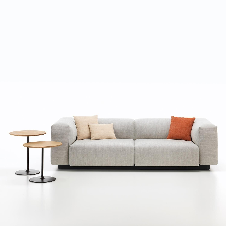 vitra sofa modular bunk bed argos soft canapé 2 places ambientedirect