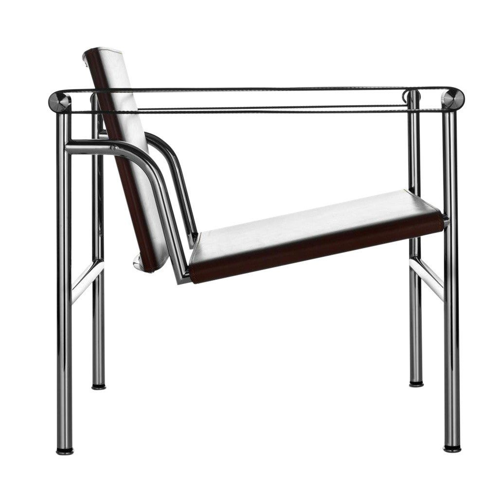 Cassina Le Corbusier LC1  Fauteuil bas  AmbienteDirect