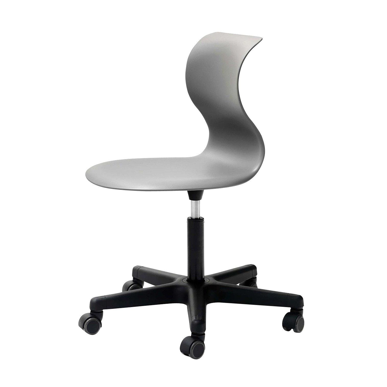 chair with wheels isabella dining pro 6 swivel flötotto ambientedirect