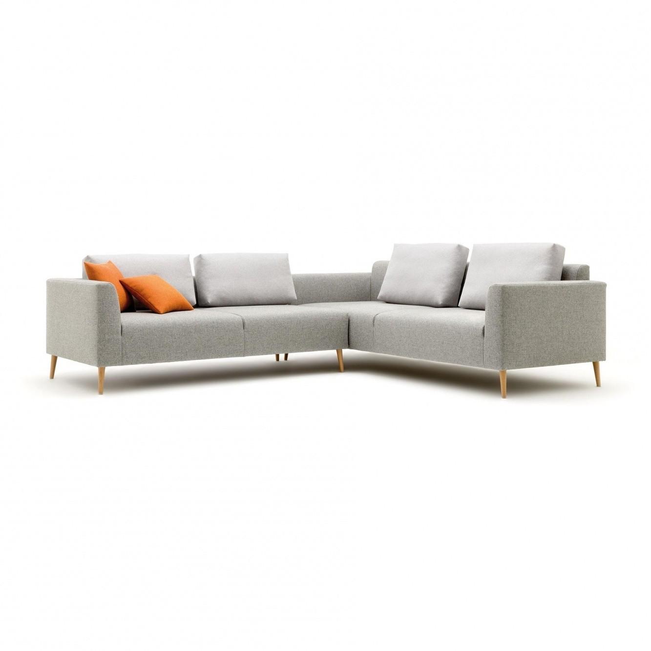 rolf benz freistil sofa no 180 chair and covers uk 162 ambientedirect 289x232cm telegrey light frame oak fabric