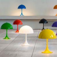 Panthella Mini LED Tischleuchte   Louis Poulsen ...